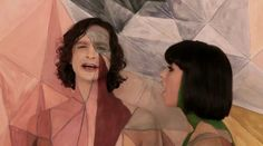 Gotye featuring Kimbra-Somebody that I used to know <3 this