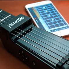 Learn How-To Play Guitar with Apps | Jamstik+ The SmartGuitar by Zivix