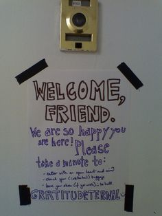 WELCOME FRIEND, we are so happy you are here.