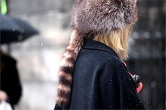 Paris - click on the photo to see more street style inspiration