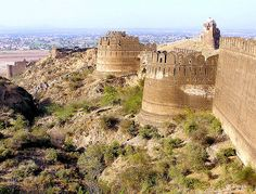 https://flic.kr/p/4Fva5E | Pakistan - 015 Rohtas Fort 1