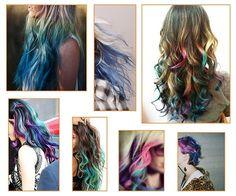 Hair Color Chalks