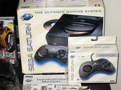 Sega Saturn   Video Game Console Library