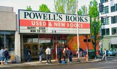 Powell's Books Shopping - Your Destination Guide to Portland