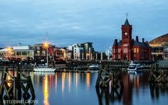 Cardiff Bay by Ted  on 500px