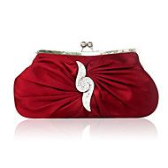 Silk With Rhinestone Evening Handbags/ Clutches M... – AUD $ 22.87