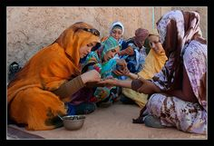 Sahara style henna