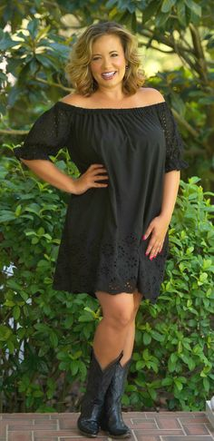 The Everyly Dress - Perfectly Priscilla Boutique