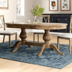 Oval Kitchen Table, Dining, Kitchen Table, Dining Table In Kitchen, Dining Table, Table, Dining Room French, Wood Chair Design, Dining Room Table
