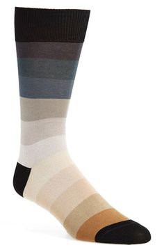 Paul Smith 'Rainbow' Stripe Socks
