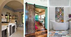 Powiew świeżości w łazience: urządzamy w stylu śródziemnomorskim