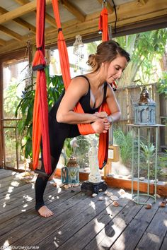 The Yoga Trapeze - H
