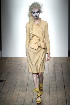 Sfilata Vivienne Westwood Red Label Londra - Collezioni Primavera Estate 2014 - Vogue