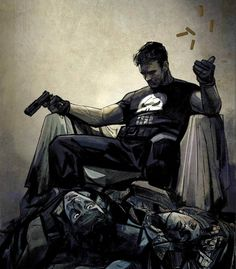 Alex Maleev's Variant for the new Punisher relaunch! With the creative team of…