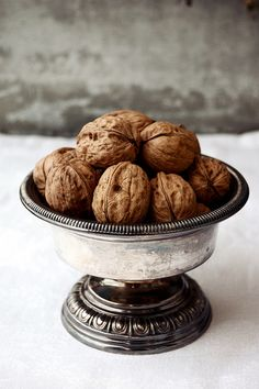 Walnuts - Nature Morte by Rosa's Yummy Yums