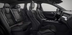 Volvo's All-New XC60 SUV Makes Global Debut [80 Pics & Video]