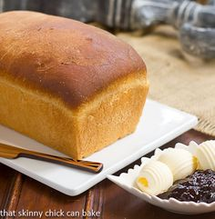 Light, tender and totally irresistible, this homemade Potato Bread is the perfect sandwich loaf!