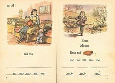 Slabikář / Spelling Book by josefskrhola, via Flickr