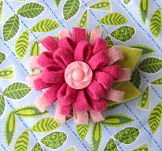 passo a passo flor feltro broche enfeite cabelo (1)