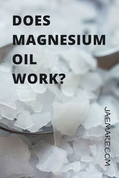Magnesium is an important mineral for the human body in bone health, maintaining a healthy immune system and muscles, preventing, reducing, and ridding of migraine headaches, lowering anxiety levels, and relieving muscle tension. Give your mood a boost with this do it yourself magnesium oil recipe. jaiemare.com Post workout pain relief | magnesium oil diy | mineral deficiency signs | pain relief | magnesium oil recipe | magnesium oil benefits | chronic pain #jaimare #pain #epsom salt #health Chronic Migraines, Chronic Pain, Fibromyalgia, Message Therapy, Mineral Deficiency, Acupuncture Benefits, Tooth Sensitivity, Magnesium Oil, Cupping Therapy