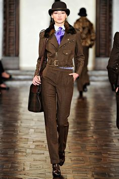 Ralph Lauren Fall-Winter 2012-13