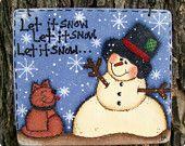 *LET IT SNOW...LET IT SNOW....