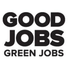 GoodJobsGreenJobs @gjgjconference Good Jobs, Green Jobs is the Conference where jobs and the environment meet. #gjgj2014 will be in D.C. 2/10-2/11  Washington, D.C.  greenjobsconference.org  Joined November 2009