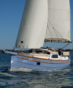 BC26 in Light Winds