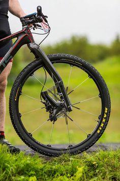 Lauf Trail Racer Fork. The lightest 29er suspension fork...
