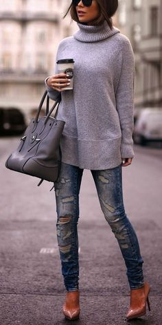 loose knit sweaters