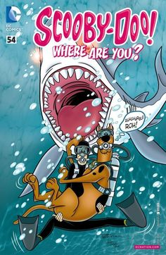 SCOOBY-DOO, WHERE ARE YOU? #54 | DC Comics