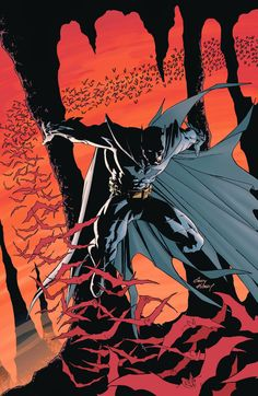 Batman (Bruce Wayne) (New Earth) | art by Andy Kubert