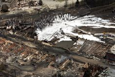 Death toll hits 15 in Lac-Mégantic Quebec, as criminal probe launched - CBC News Corporate Crime, Runaway Train, Oil Tanker, Lest We Forget, Small Towns, Death, Around The Worlds, 2013, Travel