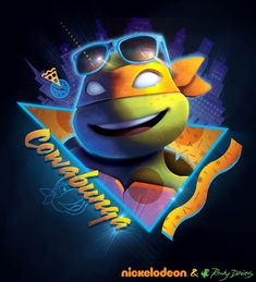 Michaelangelo by Rocky Davies Ninja Turtles Art, Teenage Mutant Ninja Turtles, Nija Turtles, Tmnt Mikey, Tmnt Leo, Tmnt 2012, Arte Horror, Epic Art, Arte Pop