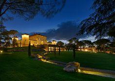 Palazzo Varignana Resort & SPA, a 4-star-hotel near Bologna (Emilia Romagna) elegantly set in 20 hectares of parkland.