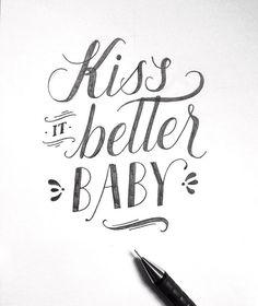 Rihanna- Kiss It Better | Pinterest || @gabs354