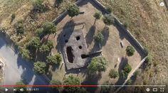 ** VIDEO ** L'acquedotto Romano di Cabu Abbas visto dal drone
