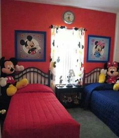 Cute Idea For Boy And Girl Shared Room