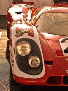 24 heures du Mans 1970 - Porsche 917K #23 - Drivers: Hans Herrmann - Richard Attwood - 1st