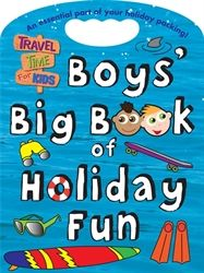 Keep those hands and minds busy on long journeys whether by car, train or plane, with this exciting Travel Time book!   Packed with ideas, puzzles, mazes and games! Perfect for 6+ kids on the go!!