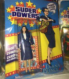 Custom Super Powers DIANA PRINCE .. With KSP WW head. On custom cardback by @hsanwt1012 .. #wonderwo - itz.vintage Comics Toons, Dc Comics, Superman, Batman, Feminist Men, Old Toys, Comic Character, Justice League, Super Powers