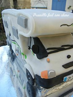 camping car chausson gateau prunille