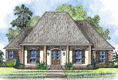 Rustic Acadian With 3 Bedrooms - 56382SM | Acadian, European, French Country, 1st Floor Master Suite, PDF, Corner Lot | Architectural Designs