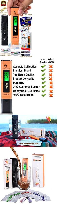 Moisture and pH Meters 75670: Tester Range Plant Care Soil Accessory Supply Aquarium Spa Meter Water Portable -> BUY IT NOW ONLY: $105.04 on eBay!