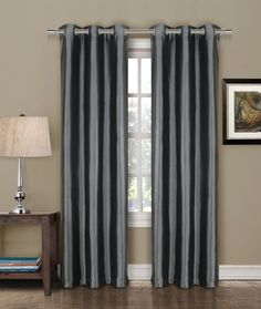 Maise curtains by Duck River Textile