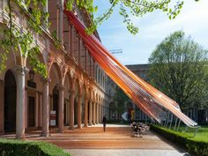 Open Borders installation by MAD Architects, Milan – Italy » Retail Design Blog