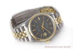Rolex Datejust Stahl / Gold Automatik Kal. 1570 Ref. 1600 | 160754 | Zeitauktion