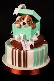 Картинки по запросу торт на год собаки