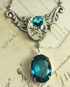 I \u2665 steam punk jewelry