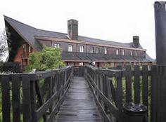 The Ark lodge in Aberdare